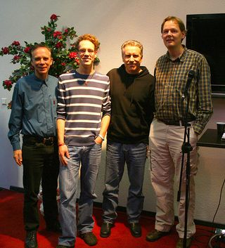 Ron, Jonathan, Steve and Marc