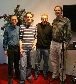 Ron, Jonathan, Steve and Marc